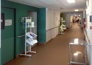 Hôpital de jour (Service de Maladies Infectieuses)