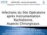 ISO après instrumentation rachidienne : aspects chirurgicaux