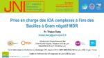 Prise en charge des IOA complexes à l'ère des Bacilles à Gram négatif MDR