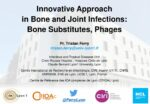 Innovative Approach in Bone and Joint Infections: Bone Substitutes, Phages