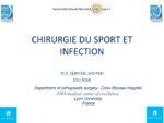 Chirurgie du sport