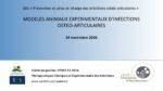 Physiopathologie des infections ostéo-articulaires: Entre virulence et persistance