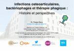 infections osteoarticulaires, bactériophages et thérapie phagique : Histoire et perspectives