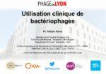 Utilisation clinique de bactériophages