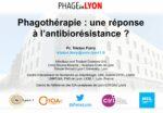 Phagothérapie : une réponse à l'antibiorésistance ?