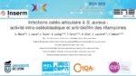 Infections ostéo-articulaire à S. aureus : activité intra-ostéoblastique et anti-biofilm des rifamycines