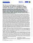 The not-so-good prognosis of streptococcal periprosthetic joint infection managed by implant retention: the results of a large multicenter study