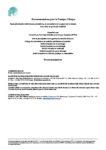 Recommandations sur les spondylodiscites datant de 2007 (texte long)